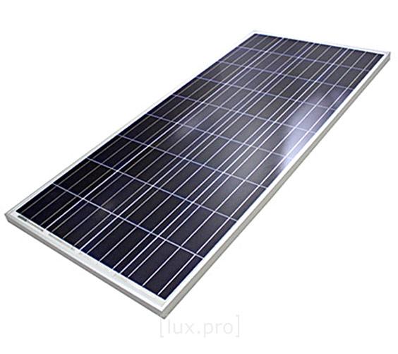 100w solarpanel solarmodul photovoltaik solarzelle neu poly zellen 100 watt ebay. Black Bedroom Furniture Sets. Home Design Ideas