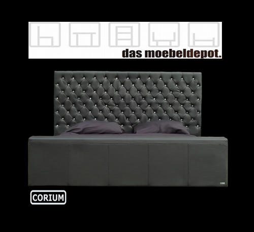 leder betten angebote auf waterige. Black Bedroom Furniture Sets. Home Design Ideas