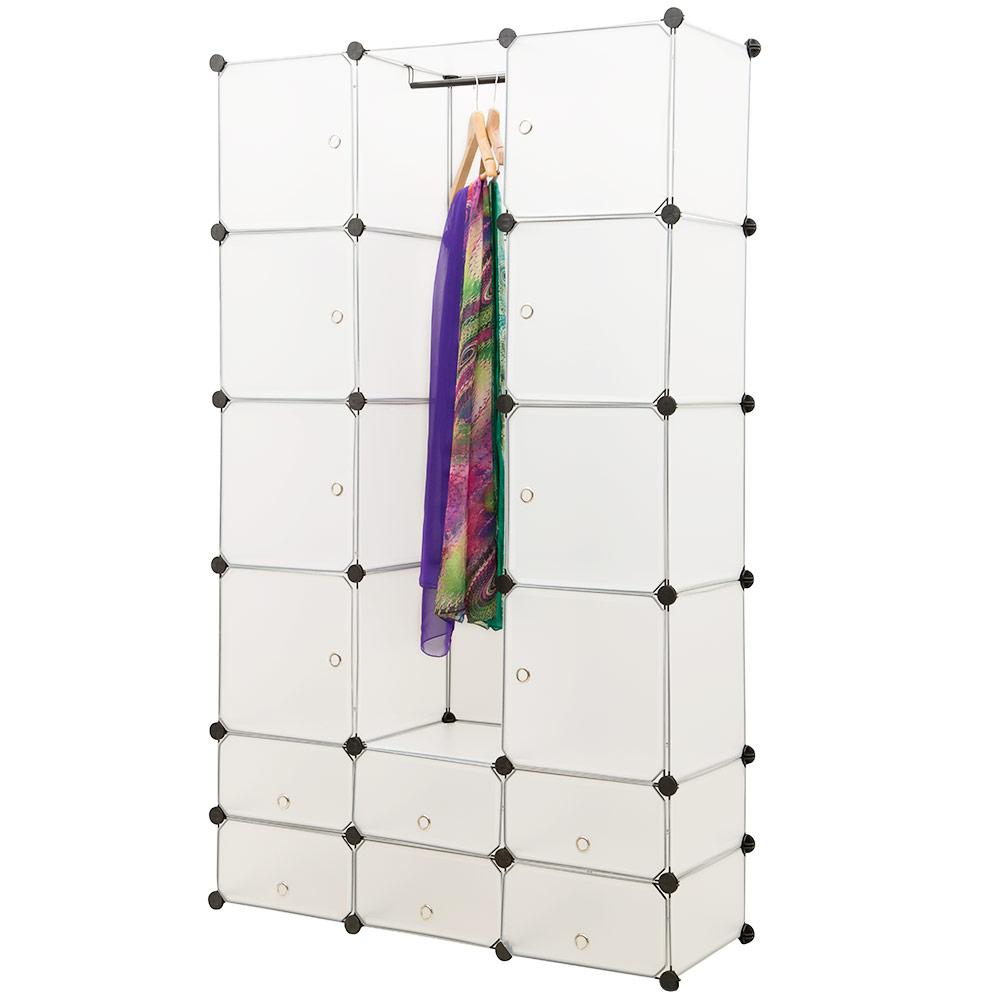 system neuholz regal schrank w sche garderobe schwarz. Black Bedroom Furniture Sets. Home Design Ideas