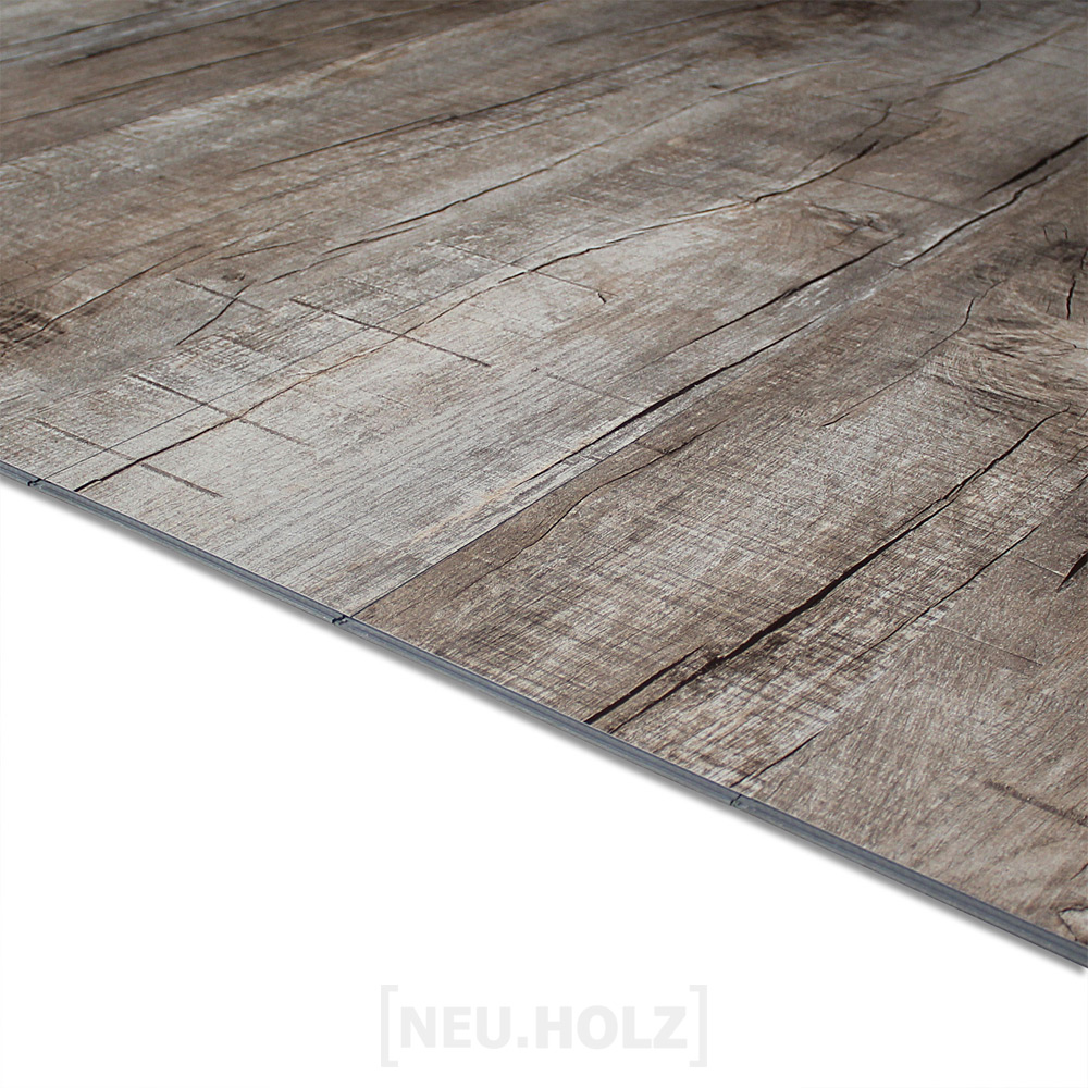 neuholz click vinyl laminat 19 20m vinylboden eiche stonewash bodenbelag klick ebay. Black Bedroom Furniture Sets. Home Design Ideas